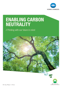 enabling carbon neutrality whitepaper