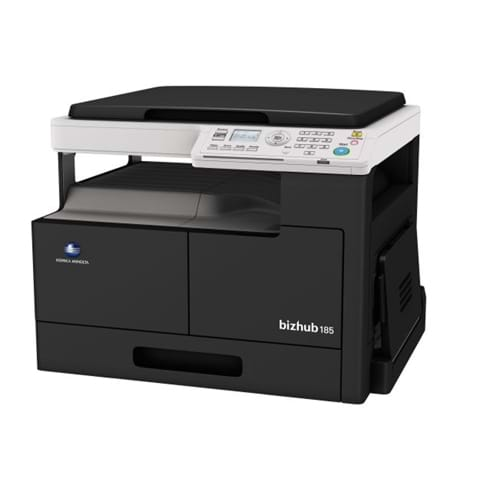 bizhub 185 Multifunctional Office Printer | KONICA MINOLTA