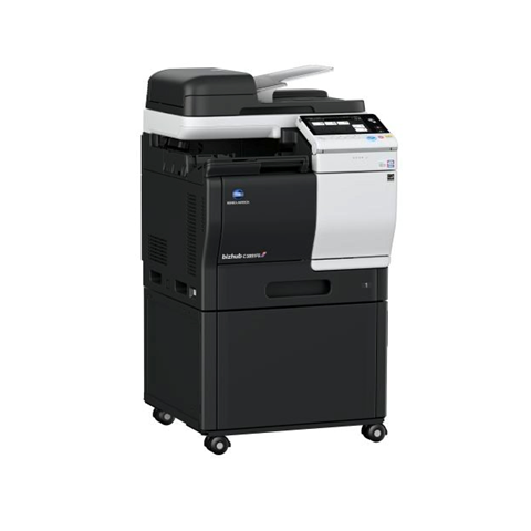 Konica Minolta bizhub c3851fs office printer