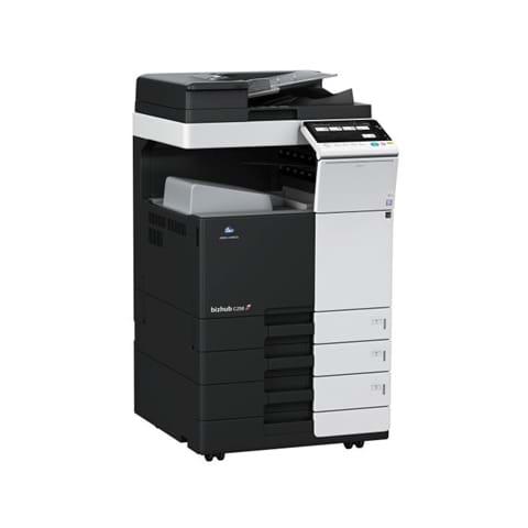 bizhub C258 Multifunctional Office Printer | KONICA MINOLTA