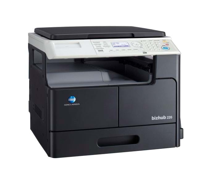 bizhub 226 Multifunctional Office Printer | KONICA MINOLTA