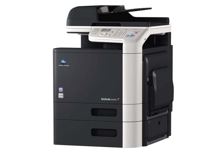 bizhub C3110 Multifunctional Office Printer | KONICA MINOLTA