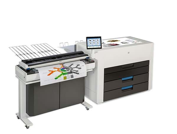 KIP 990 professional printer