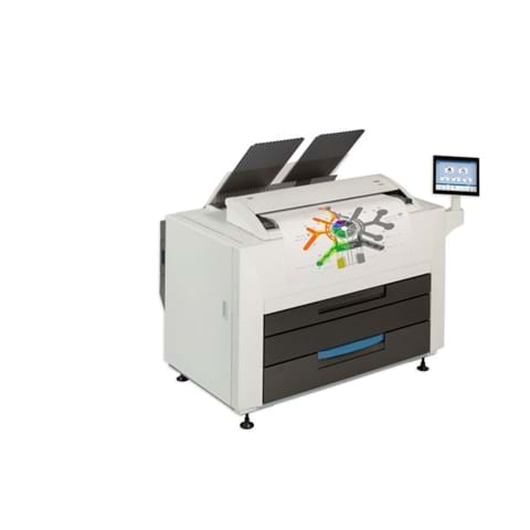 KIP 860 Wide Format Printer | KONICA MINOLTA