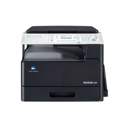 bizhub 226 Multifunctional Office Printer | KONICA MINOLTA