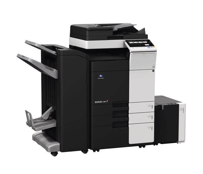 bizhub C368 Multifunctional Office Printer | KONICA MINOLTA