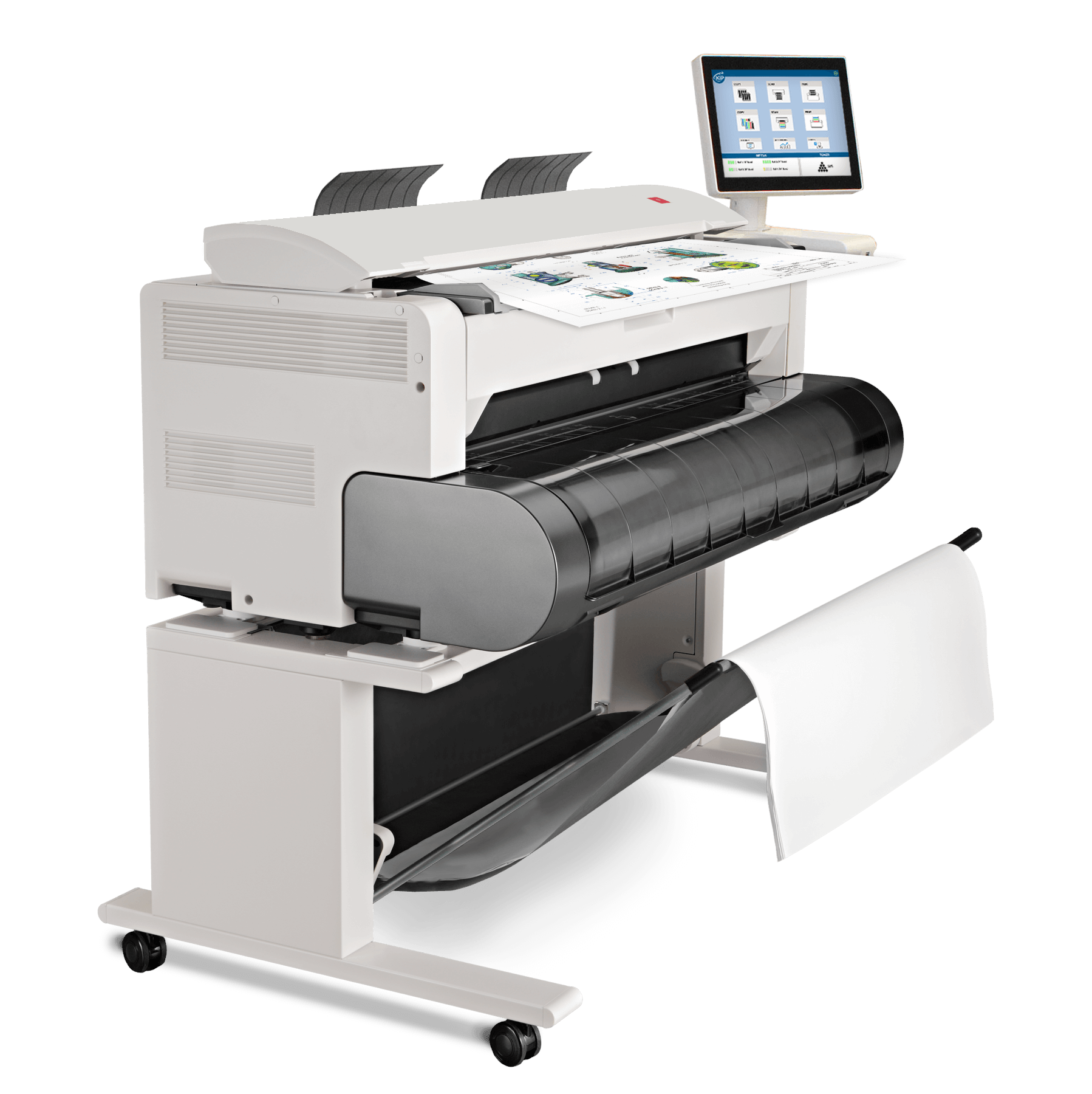 Nyomtato Info: KIP 770 Wide Format Printer