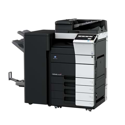bizhub C458 Multifunctional Office Printer | KONICA MINOLTA