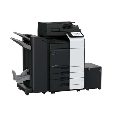 bizhub C300i Multifunctional Office Printer | KONICA MINOLTA